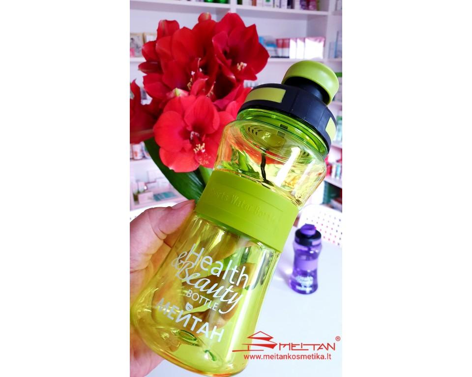 "Gertuvė vandeniui ""Health& Beauty"", 550 ml. (žalia)"