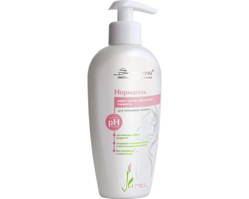 Normagelis intymiai higienai, 250 ml. (konsultant. tanai: 5.97)