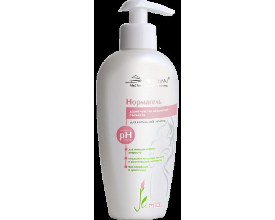 Normagelis intymiai higienai, 250 ml.