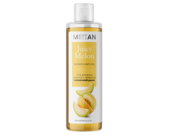 """Dušo gelis prausimuisi """"Si Ti"""" su natūraliu meliono ekstraktu, 250 ml. (konsultant. tanai: 3.23)"""