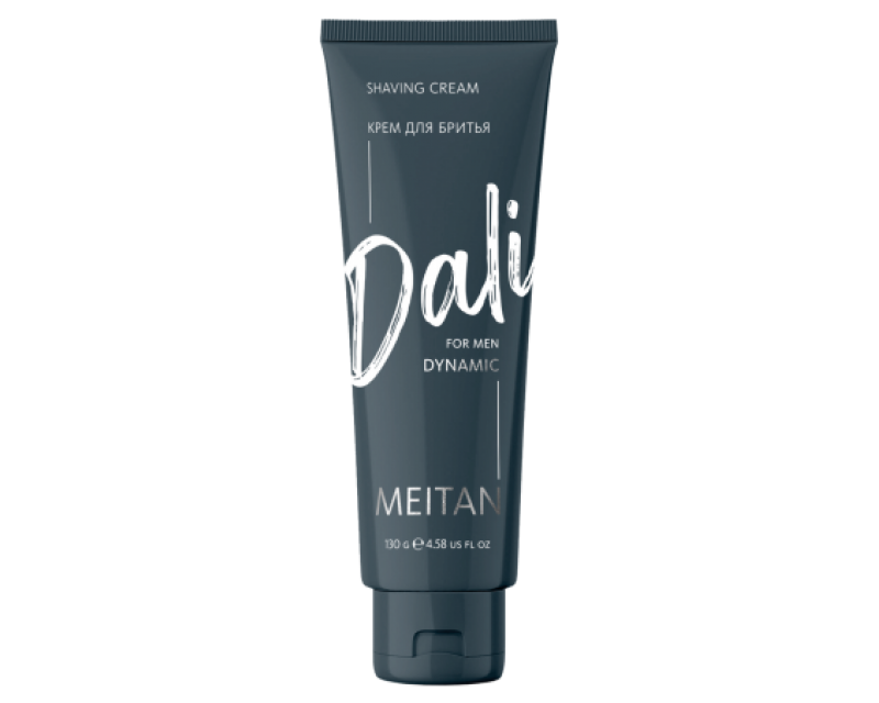 "Skutimosi kremas ""Dali for men Dynamic"" 130 g. (konsultant. tanai: 8,00)"