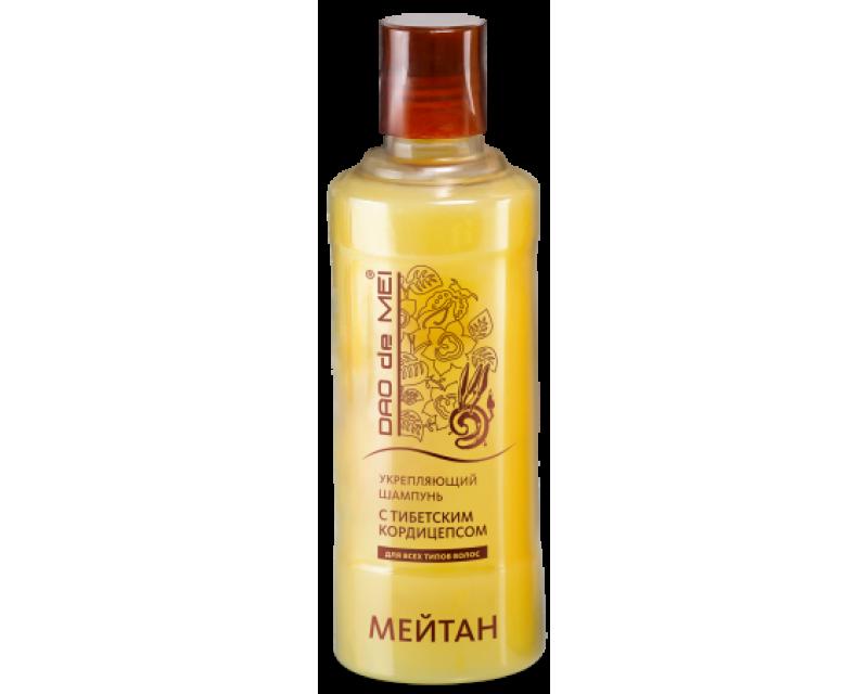 Stiprinantis šampūnas su Tibeto Kordicepsu 240 ml. (nuo plaukų slinkimo-skatinantis augimą) (konsultant. tanai: 5,50)