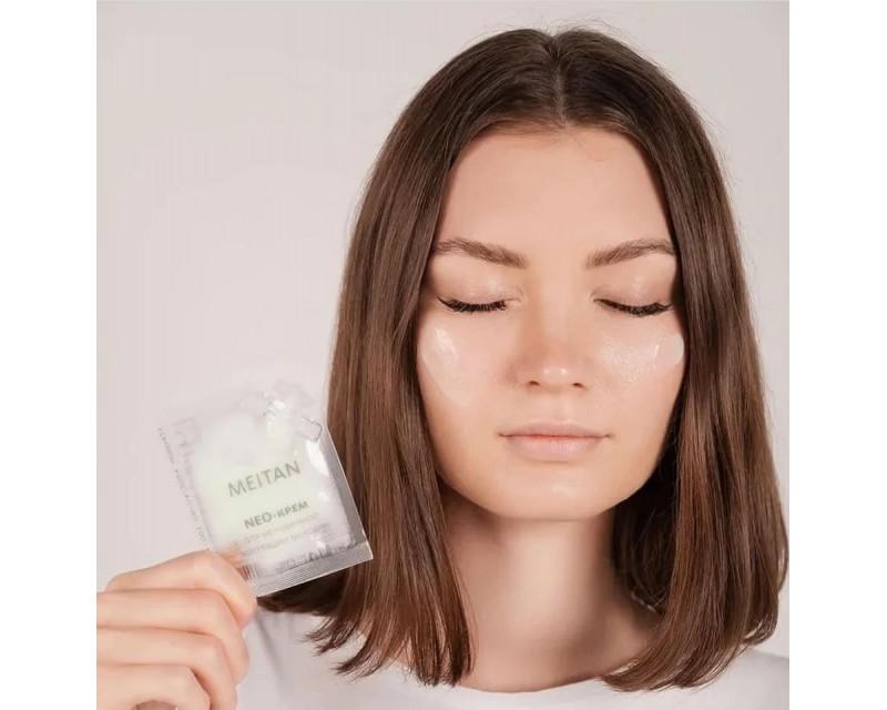 NEO-kremas veidui, raukšlių korekcija per 3-4 min. 10 g. (konsultant. tanai: 5.20)