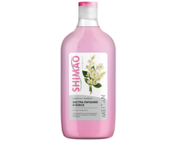 Šampūnas extra maitinimas ir blizgesys, 500 ml. (konsultant. tanai: 4.80)